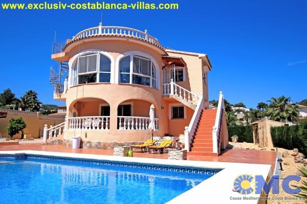 Spagna immobiliare costa blanca calpe moraira altea denia - Immobiliare spagna ...